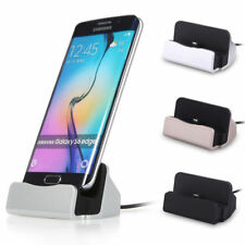 Desktop Micro USB Charger Stand Docking Station Sync Dock Cradle For Android