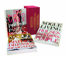 The Vogue Boxed Set: Vogue Living, The World in Vogue, Vogue Weddings - 2012