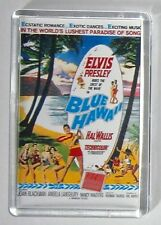 Blue Hawaii Love Me Tender Wild in the Country Elvis movie poster fridge magnets