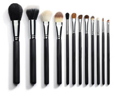 Zoe LONDON face & Eye make up brushes Tool Eyeshadow Blending liner brow Smokey
