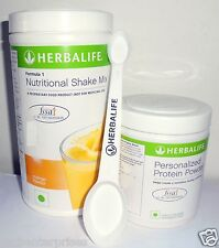 Herbalife Formula 1 & Herbalife Formula 3 & Spoon (MFG OCTOBER 2016)