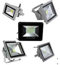10W 20W 30W 50W 100W LED Flood Light 230V AC Cool White Red Green Blue RGB