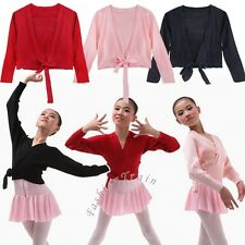 Ages 2 3,4,5,6,7,8,9 years Roch Valley PINK Knitted// Acrylic Ballet Cardigan