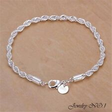 Bracelet Plated Silver Bracelet Fashion Jewelry For Men Women Bracelets Wholesal