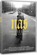 8057092010945 WANTED DVD NAS - TIME IS ILLMATIC 0 DOCUMENTARI - MUSICA