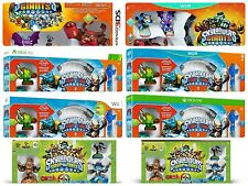 SKYLANDERS STARTER PACK - TRAP TEAM SWAP FORCE GIANTS - WII U XBOX ONE 360 PS3