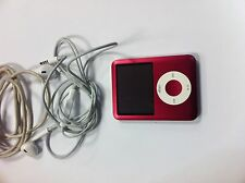 Apple iPod Nano 3rd Generation (PRODUCT) RED (8GB)