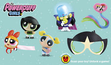 2016 McDONALD'S POWERPUFF GIRLS HAPPY MEAL TOYS! PICK YOUR FAVORITES! SHIPS NOW!
