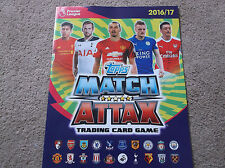 MATCH ATTAX 2016-17 TRADING CARDS  100 CLUB , LIMITED EDITION  BUY 2 GET 2 FREE