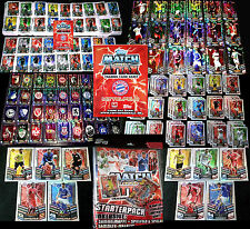 Topps Match Attax Bundesliga 13/14 2013/2014 Karten Komplett Sets Trading Cards