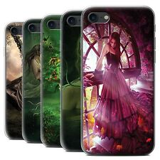 Official Elena Dudina Gel/TPU Case for Apple iPhone 7 /One with Nature