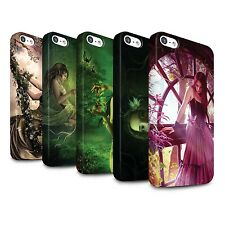 Official Elena Dudina Matte Snap Case for Apple iPhone 5/5S /One with Nature