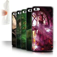 Official Elena Dudina Gel/TPU Case for Apple iPhone 5C /One with Nature