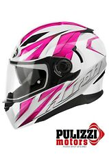 CASCO MOTO INTEGRALE AIROH DONNA MOVEMENT STRONG ROSA PINK GLOSS TAGLIA SIZE S