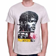 Tshirt Pulp Fiction - Pulp Fiction Background - Neuf