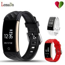 S2 Fitness Tracker Waterproof Smart Band Wristband  For Android 4.3 IOS 7.0