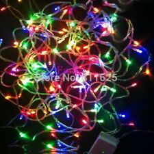 200 LED 20M String Fairy Lights Christmas Xmas Garland decoration Wedding party