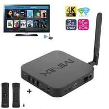 MINIX NEO U9-H Android TV Box Wireless WiFi HD 4K Media Player A2 LITE Air Mouse