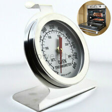Schreiber Oven Thermometer Stainless Steel Oven Cooker Temperature NEW