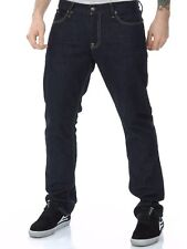 DC Jeans SP17 Worker Straight Fit Indigo Rinse