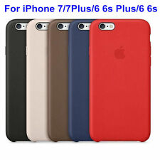 "Official Soft Silicon Back Cover Case For ""Apple iPhone 6/6S (4.7"")"""