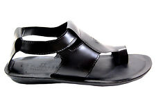 FIGHTER BRANDED CASUAL  LEATHER SANDAL IN BLACK COLORS MRP 999 50% DISCOUNT 499