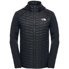 The North Face Thermoball Hybrid Hoodie Men tnf black/tnf black 2016 Jacke