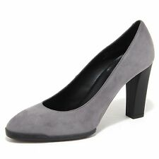 6321N decollete TOD'S scarpe donna shoes women grigio