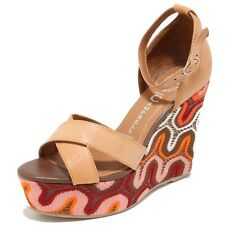 87616 sandalo zeppa JEFFREY CAMPBELL BRADSHAW scarpa donna shoes women