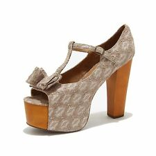 69609 JEFFREY  CAMPBELL FOXY-LUANNE scarpa donna shoes women