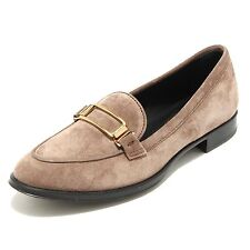 5036G mocassino donna TOD'S gomma classico uf gancio scarpa loafer shoes women