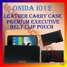 ACM-BELT CASE for ONIDA I012 MOBILE LEATHER POUCH COVER CLIP HOLDER PROTECT NEW