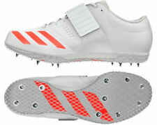 Adidas Track and Field Adizero High Jump White Red - Shoes - BB4098