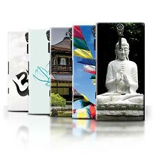 STUFF4 Phone Case/Back Cover for Sony Xperia S/LT26i /Inner Peace