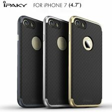 """iPaky Shockproof TPU+PC Hybird Back cover case for Apple iPhone 7 (4.7"""")"""