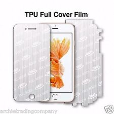 Full Front Back HD Clear Cover Screen Protector Guard Film For iPhone 5 6 7 Plus