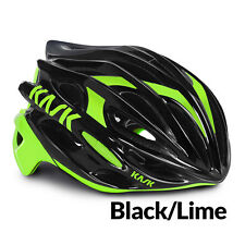 Kask Mojito Road Helmet Cycling Helmet Black/Lime