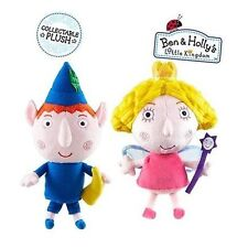 "8"" Ben Elf y Holly Princesa Juguete De Peluche Ben y Hollys Little Kingdom"