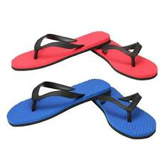 Hawalker wonder Red and wonder Blue Combo Rubber Flip Flops