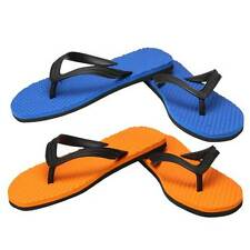 Hawalker wonder Blue and wonder Orange Combo Rubber Flip Flops