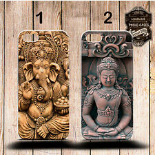 cover cellulare, per CUSTODIA CELLULARE IPHONE APPLE/Buddha & Ganesha