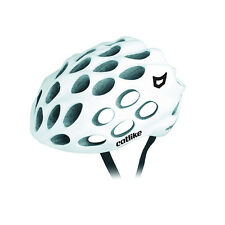 Catlike Whisper Road Helmet Cycling Dual Flow Air Venting White