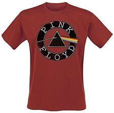 PINK FLOYD - DARK SIDE OF THE MOON (CERCHIO) - T-SHIRT UFFICIALE UOMO