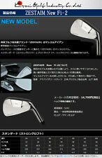 NEW KYOEI JAPAN ZESTAIM Fi-2 Forged Iron NS950GH 4-PW 7pc