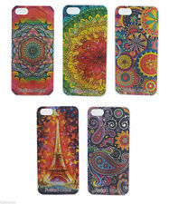 Designer printed protective back case cover for Apple iPhone 5 5s