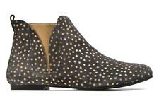 Mujer Ippon Vintage Patch Gold Botines Azul