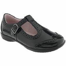 Lelli Kelly Black Patent School shoes Jennette 8216 with free gift rrp £44.99