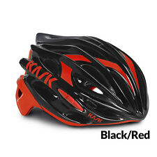 Kask Mojito Road Helmet Cycling Helmet Black/Red