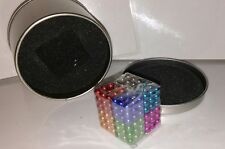 5mm Colorful 216 pcs Neodymium Super Magnetic, like Buckyballs- Rainbow
