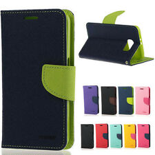 Mercury Goospery Diary Wallet Flip Cover for Samsung Galaxy S2 I9100
